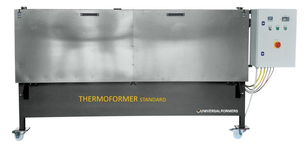 Thermoformer Ansicht von vorne