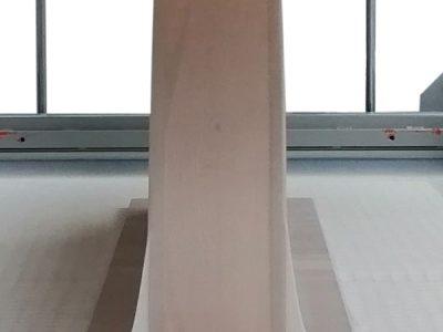 Vakuumpresse Frontalansicht Universalformers
